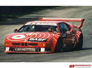 The Story of 40 Years BMW M ‒ The BMW M1
