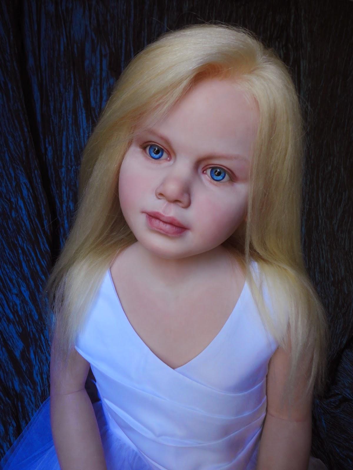 Anya's Originals Reborns and OOAK Art Dolls: Gabriella