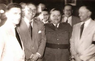 Teniente General Juan Bautista Sánchez González en 1951