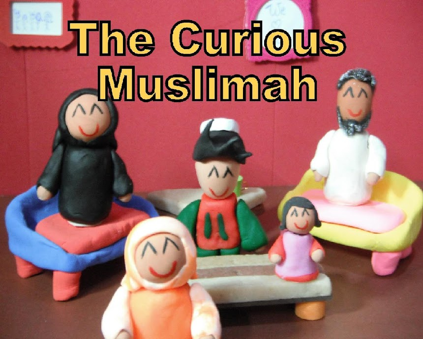 The Curious Muslimah