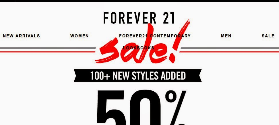 Forever 21 India (Within India) - Forever 21 is the 5th largest specialty retailer in the United States. They have been in India since 2010
