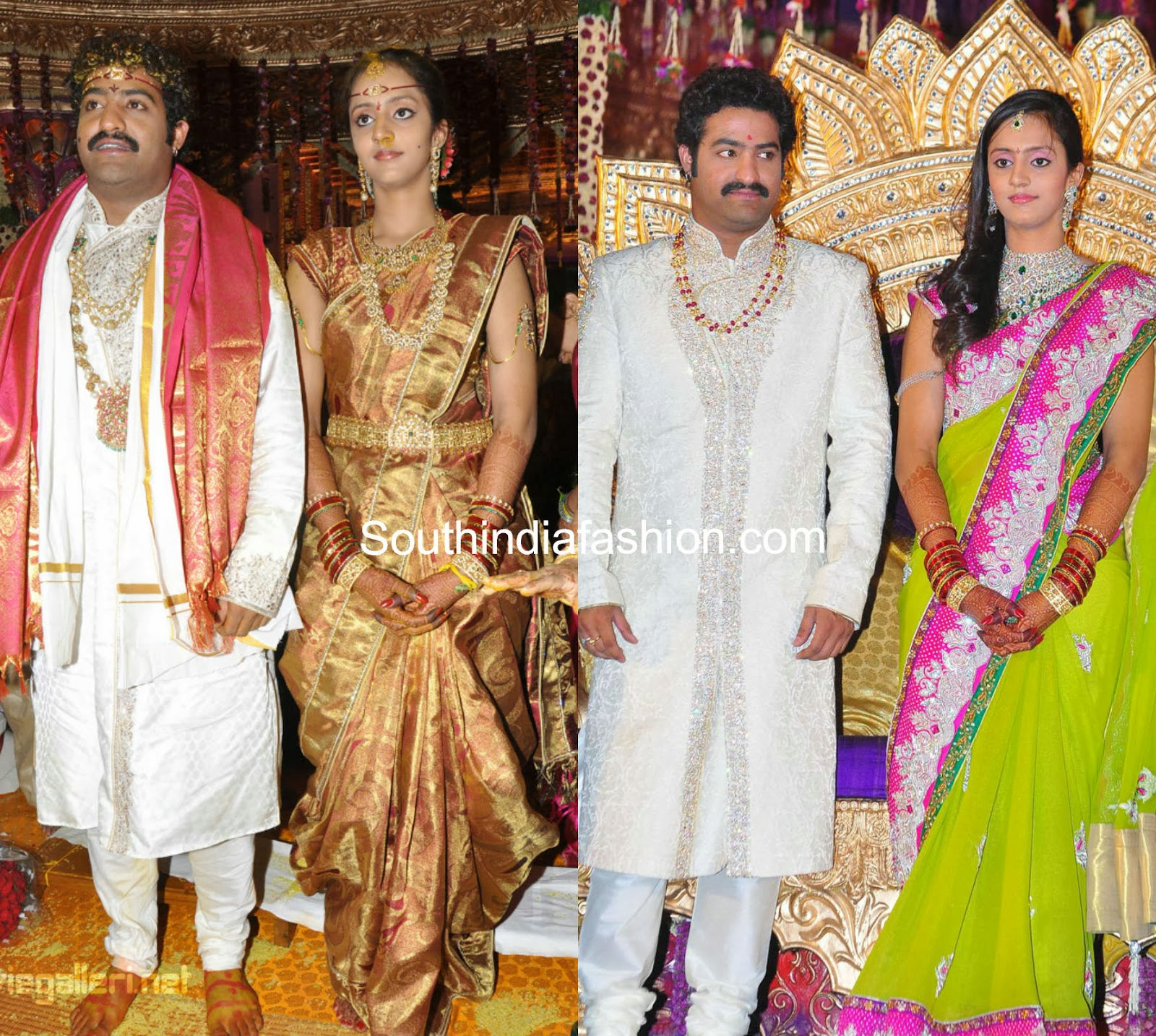 jr ntr wedding