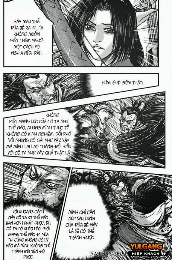 Hiệp Khách Giang Hồ - Chapter 427 - Pic 21