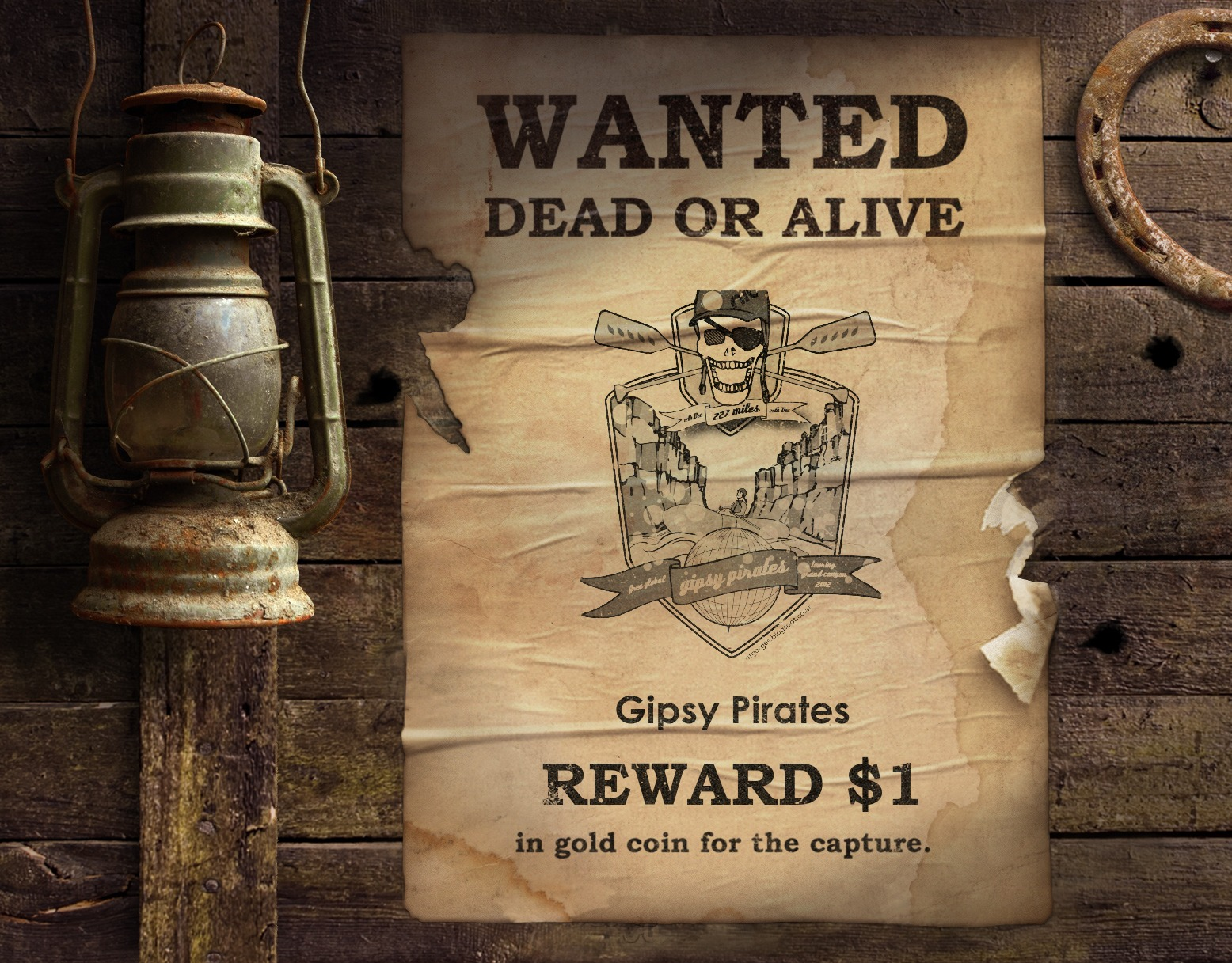 Pirates Wanted