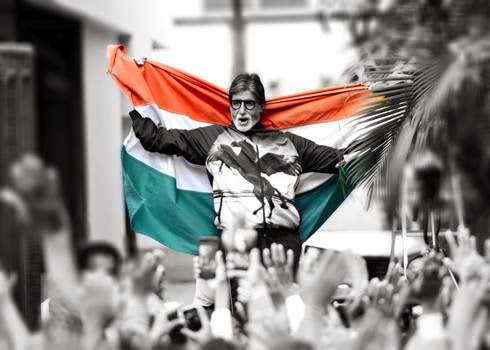 Amitabh Bachchan Celebrates India's victory over Pakistan in World Cup first match