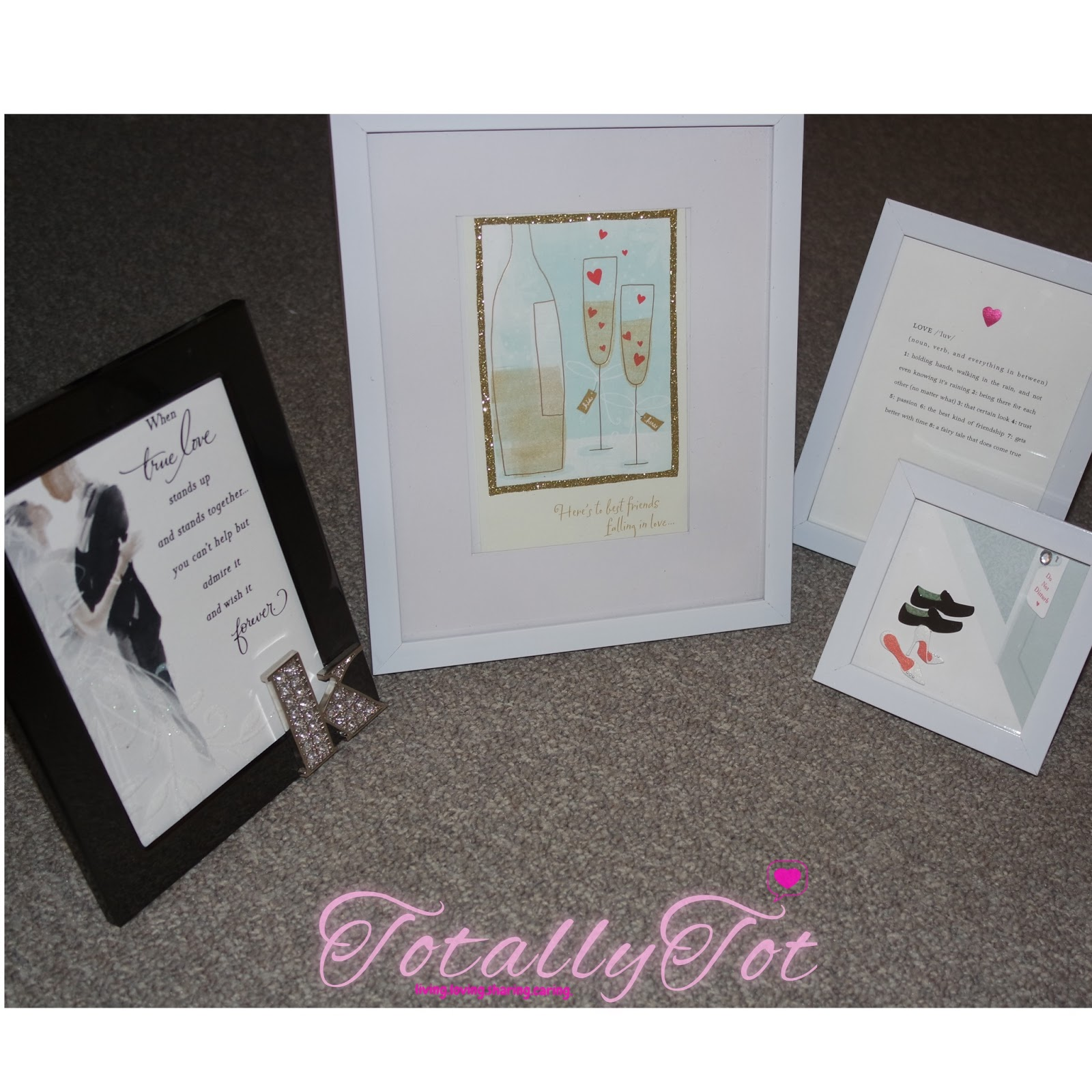 Home Decor with Cards