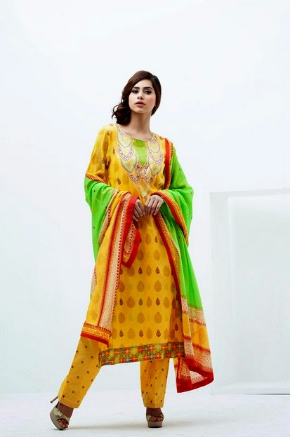 Kayseria Shaadianeh Eid Collection 2014-2015