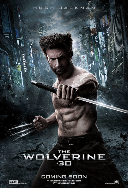 THE WOLVERINE [2013]