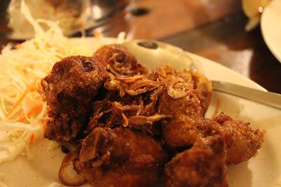nameless fried chicken