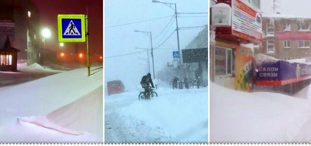 Hipernovas: Uma Pequena Amostra do Quão Rigorosos São os Invernos na Rússia (50 imagens)