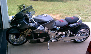 2005 Suzuki Hayabusa For Sale $19,900