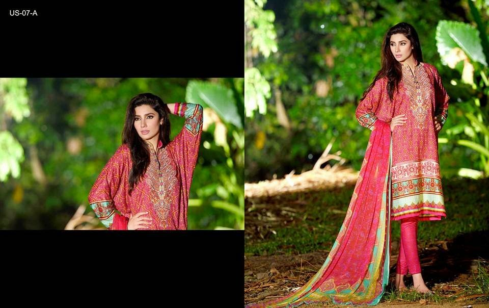 Umar Sayeed Summer 2015 Lawn Collection