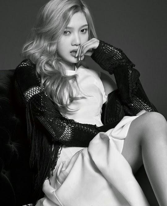 Red Velvet Pictorial for May Issue of Harper's Bazaar Korea Irene Seulgi Wendy Joy Yeri enjoy korea hui K-pop