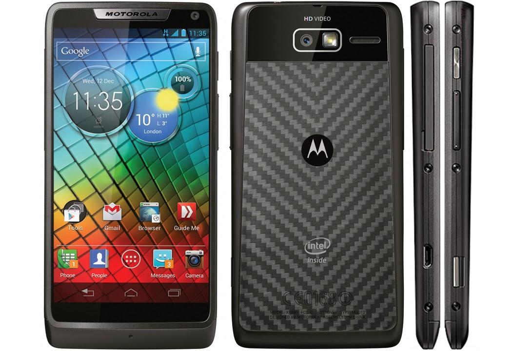 Motorola RAZR M XT905 Pic