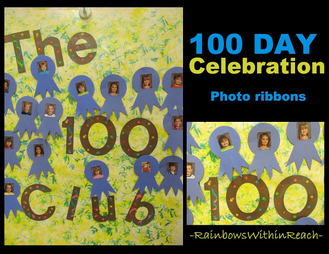 photo of: 100 Day Party Poster in 100 Day RoundUP at RainbowsWithinReach