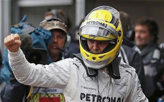 Nico Rosberg wins Monaco GP