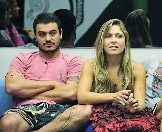 Sexo no BBB12 Rafa E Renata Completo