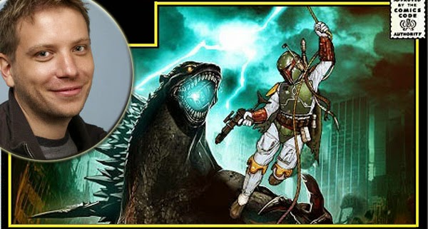 Gareth Edwards director de la trilogía de Godzilla y un spin-off de Star Wars