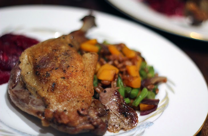 Конфи: крестьянское блюдо, ставшее образцом высокой кухни