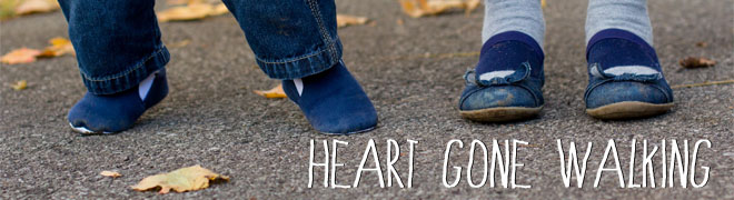 Heart Gone Walking