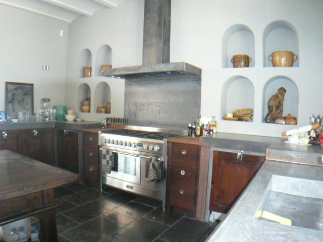 Vintageandlife cemento pulido - Cocina cemento pulido ...