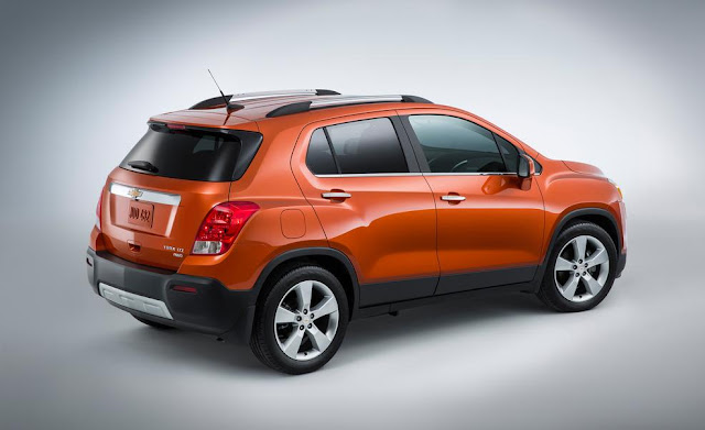 2015 Chevrolet Trax Cheapest Mini SUV Car With WIFI
