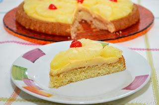 Torta all'Ananas Misya