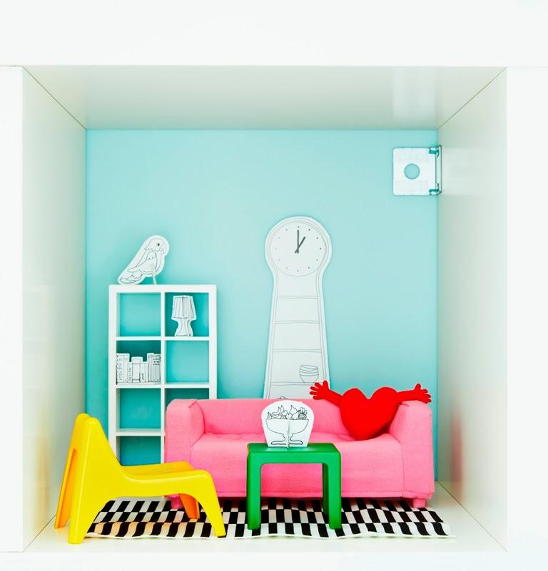 Planos low cost diy una casita de mu ecas diy dollhouse - Agg arquitectura ...