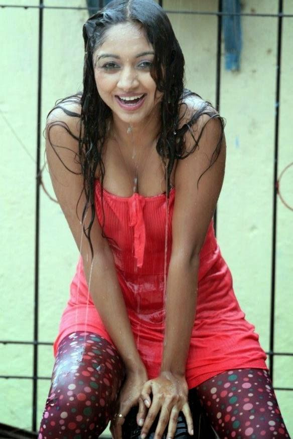New Cine World: Mallu B - grade Actress Hot Cleavage Pics