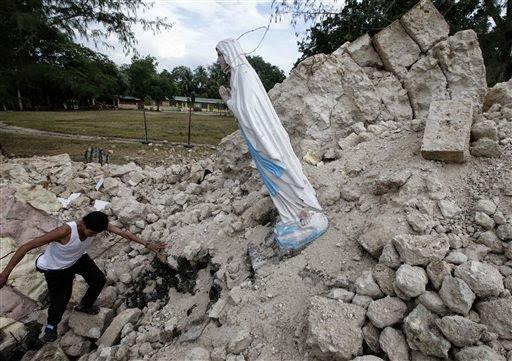 BOHOL EARTHQUAKE 26