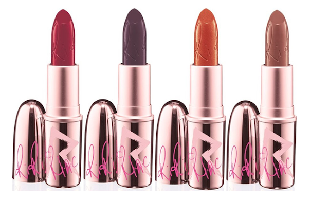 RiRi Hearts MAC Collection Fall 2013