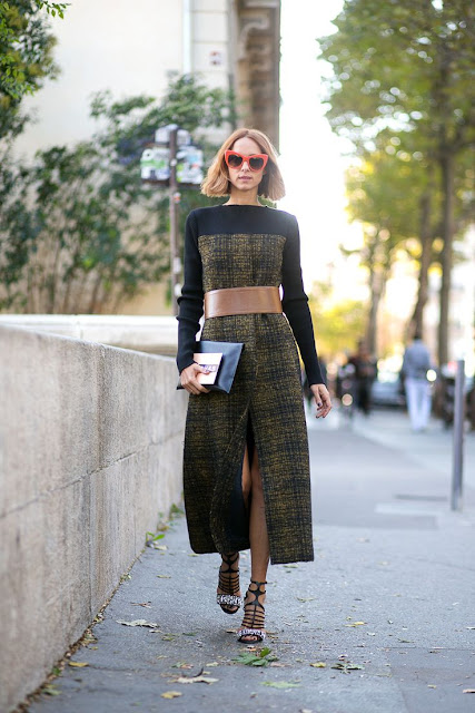Sete dias sete looks para a semana, moda de rua