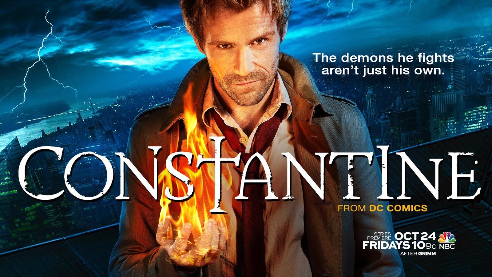 Constantine - Episode 1.04 - A Feast of Friends - Press Release