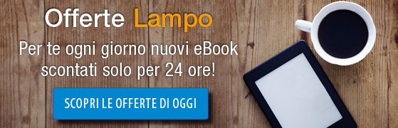 Ebook in OFFERTA LAMPO