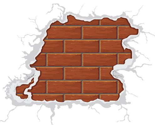 ori how to break vertical walls