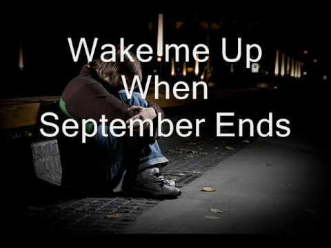 when september ends meaning