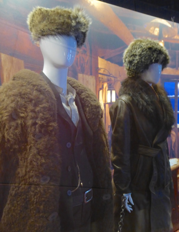 Hateful Eight costume details