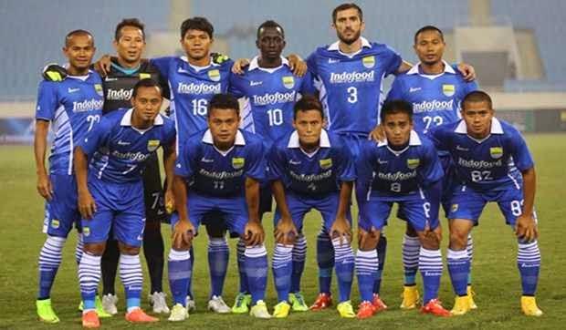 Daftar Pemain & Jadwal Lengkap Pertandingan Persib Bandung