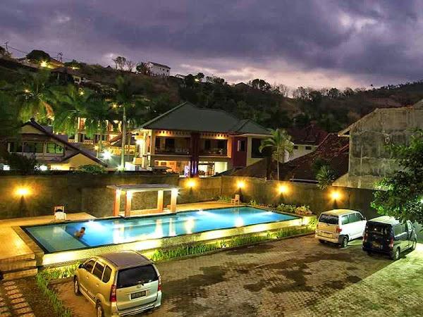 Hotel Bintang 2 di Lombok, Tarif Rp 100 - Rp 300rb