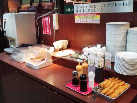 バイキングコーナー(惣菜1) ビィドリーム港店