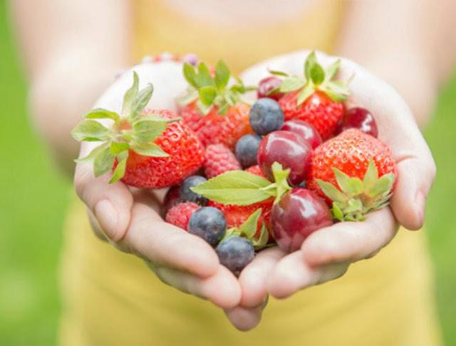 انواع الفواكه و فوائدها