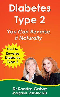 Diabetes: Type two can be reversed by a low carbohydrate diet.