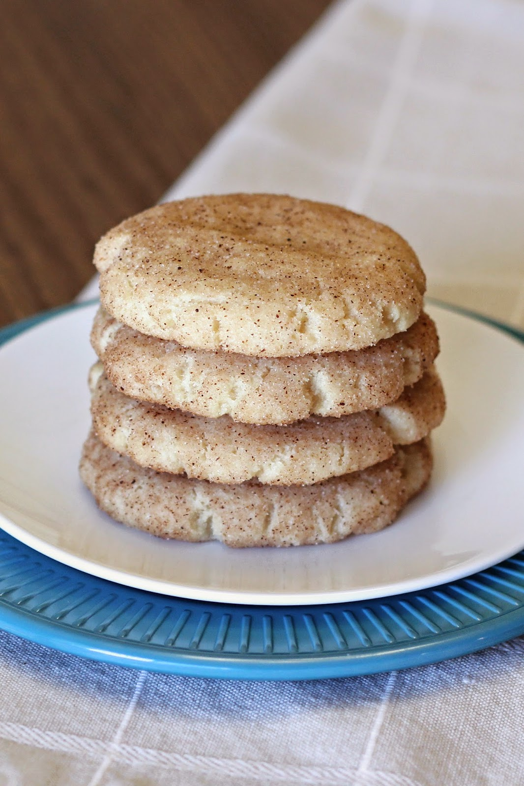 gluten free vegan snickerdoodles - Sarah Bakes Gluten Free