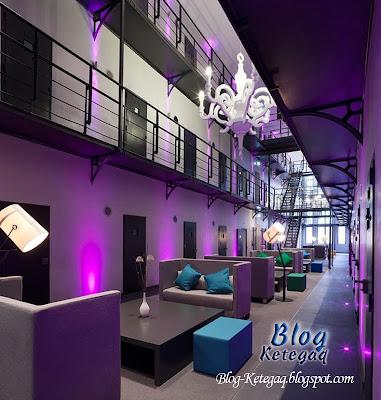 Hotel mewah yang asalnya sebuah penjara