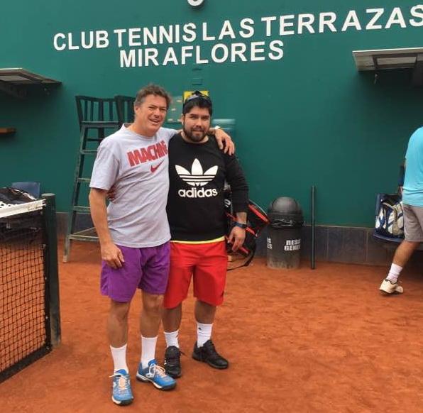 """ITF SENIORS GRADO """"A"""" Miraflores-Perú -MARTES"""