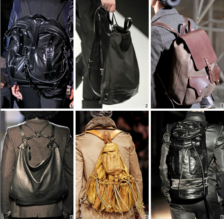 MANtoMEASURE: Guide to men's bags – part 2