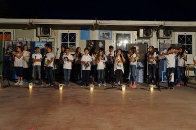 Καλοκαιρινή γιορτή του Δημοτικού Σχολείου Καμινίων με μουσικοχορευτικό αφιέρωμα στο Μάνο Χατζηδάκι