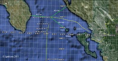H συμβολή των νησιών του Ιονίου Πελάγους για την ΑΟΖ - Νίκος Λυγερός