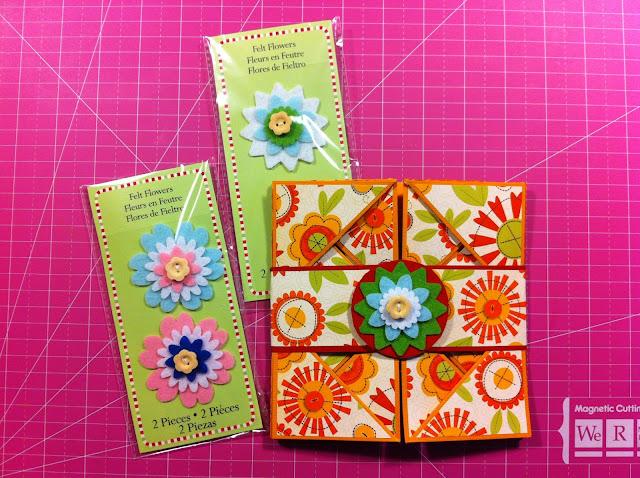 napkin-fold-card-flowers-cardstock-love