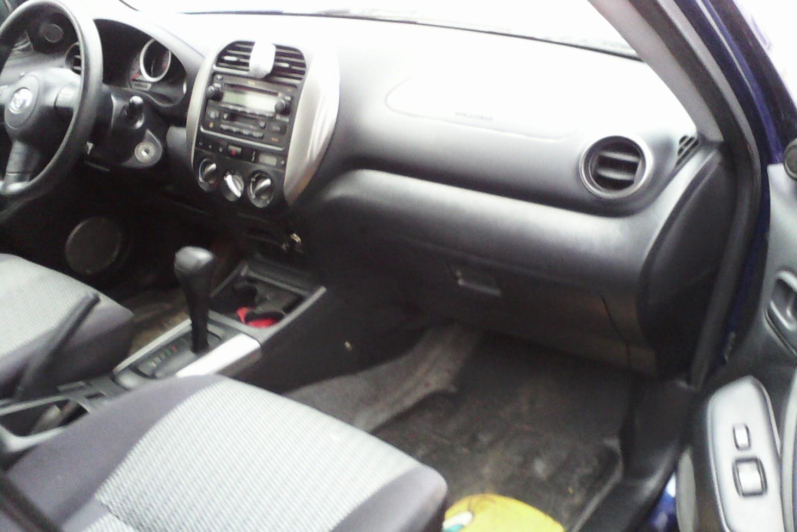 Tokunbo Toyota Rav4 2005 Model 4WD